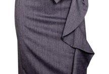 JUPE / boîte à idées Style de jupes