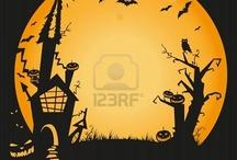Halloween-askartelu
