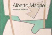 Alberto Magnelli Art Gallery