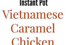 Instant Pot Asian/Ethnic