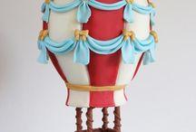 3D pastalar