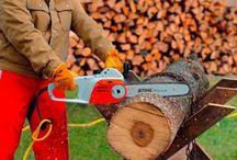 wood burner