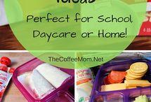 Lunch Box Ideas for school