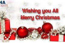 GNA University Wishing you All Merry Christmas!! / GNA University Wishing you All Merry Christmas!!