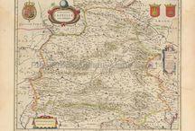 Spain Antique Maps