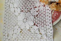 crochet - granny sqare