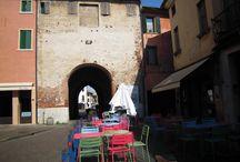 CASTELFRANCO VENETO TV / In giro per Castelfranco Veneto per conoscere la sua storia  e la sua arte ma soprattutto lui, il mitico Giorgione!