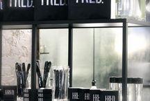 FRED.nyc / #haircuts, #haircolor, #balayage, #beforeandafter