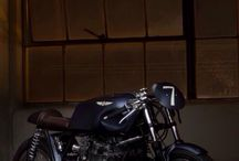 - Motorcycle Inspiration - / by JD Hudson