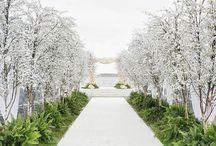 AISLE STYLE / Luxury Wedding Aisles