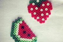I <3 hama beads!