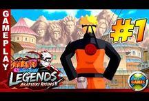 Naruto Shippuden Legends Akatsuki Rising PSP / Walkthrough Naruto Shippuden Legends Akatsuki Rising PSP