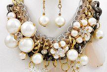 Necklaces / www.glamfab2x2.com