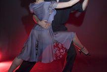 DANÇAS: Tango Argentino