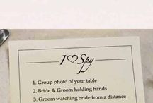 wedding game ideas