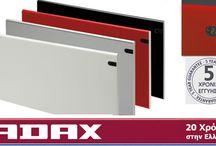Adax verwarmingen / Adax NEO design