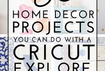 cricut projects and ideas