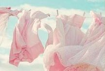 Color | Tickled Pink / by Peace, Love & Decorating