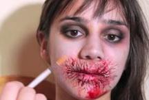 Backstage Magic - Makeup FX / by Marlene Jeske