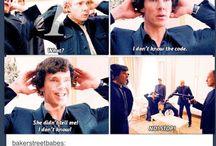 Sherlock / 221B Baker Street Please / by Sophia Mohan