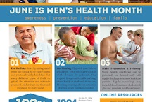 Men's Health / Healthy living for men / by Touro Infirmary