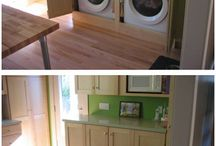 ¤ Laundry/Mud Rooms ¤ / by Callie Wohlwend