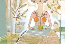 Illustrators- Cori Dantini