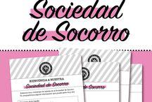 Sociedad de socorro / by Ingrid Alvarado Moscoso