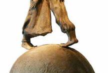 Dirk de Keyzer / beeldhouwwerk