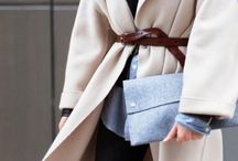 Manteau oversize / Féminin à souhait, le manteau oversize est le must have de nos saisons fraîches.