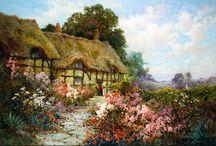 Pinturas de Alfred de Breansky