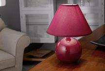 Exkluzivní stolní lampičky / Co osvětlení pracovního stolu, to originál!
