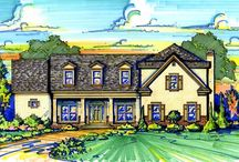 house plans / by Kim Oates