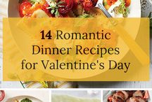 Treats for your Sweetheart! / Valentine's Day is right around the corner, so start this day in decadent fashion with prepping a gourmet meal for your sweetie pie!