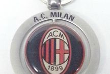 AC Milan / Official Football Gifts Key Rings / Air Fresheners / Ceramics / Headwear / Scarves Much More Updates
