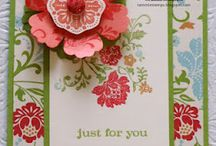 Greeting card designs / by Anita Vowell