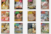Crocheting Books and Magazines / by Debbie Misuraca