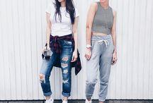 Sporty Chic / Fashion Forward