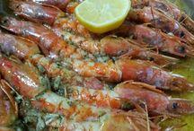 Comida de pescado
