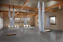 Yoga studio ideeën