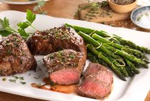 Roses Are Red… / And beef is, too! Let us help you plan a heartwarming meal to share with your Valentine.