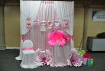 Charlottes Baby Shower / by claudette la greca