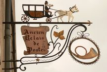 Signs and Weathervanes