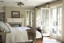 Interior inspirations - Bedroom