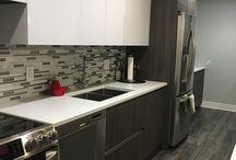 Woodbridge Condo Kitchen