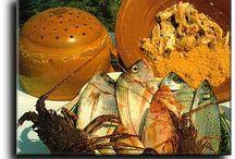Ricette di cucina siciliane / Una selezione di ricette tipiche siciliane, dagli antipasti ai primi piatti, ai secondi di carne o pesce, ai dolci tipici, con foto, ingredienti e ricetta di preparazione.