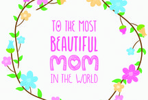 Happy Mother's Day / Mother's day. It is usually celebrated on the @2nd Sunday of May.
