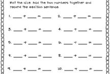 math for kiddie a / by Tricia Soul