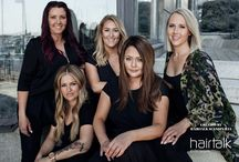 hairtalk scandinavia team
