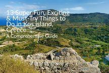 Greek Islands - Kos